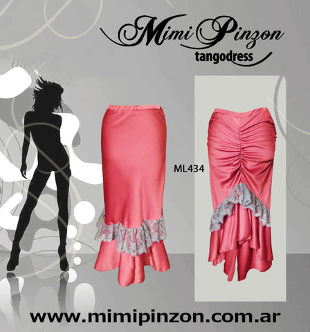 Tango Dress Salón ML434