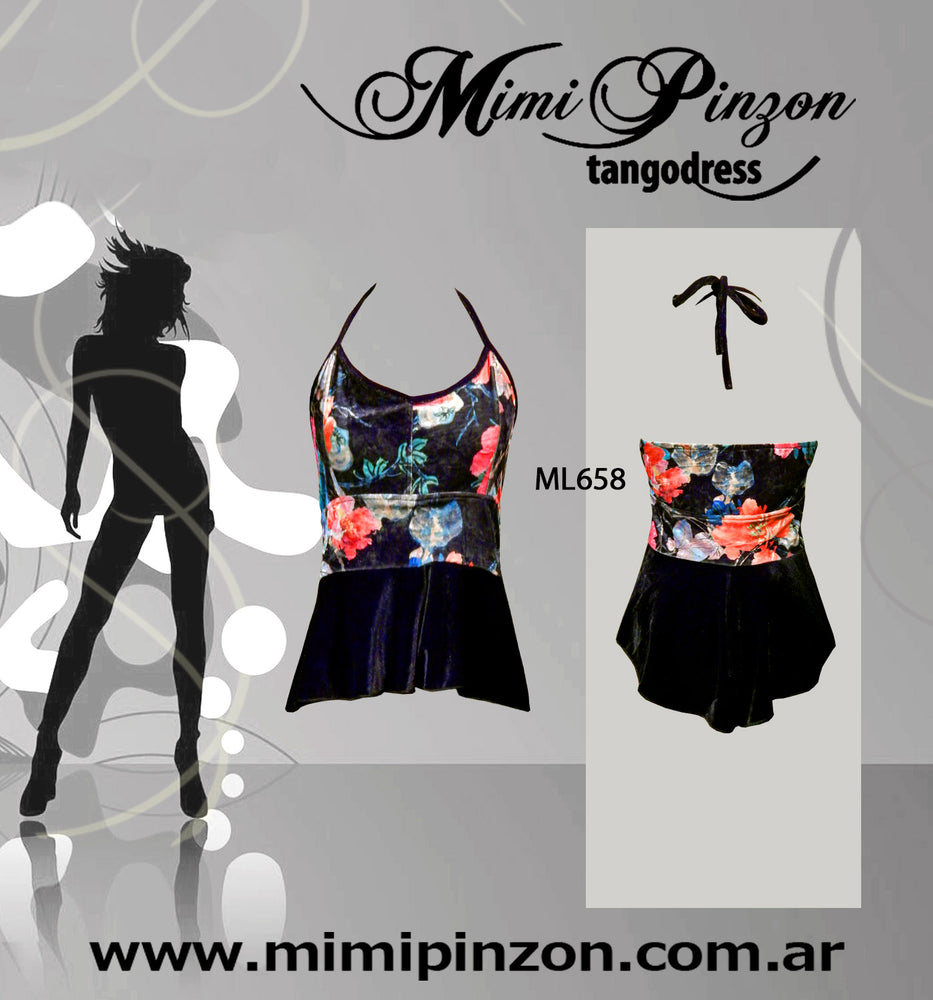 Tango Salon top ML658