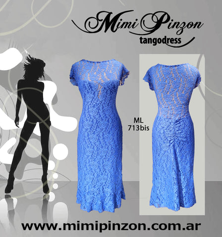 Tango Dress Salon ML713 BIS