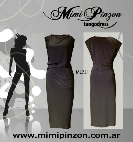 Tango Dress Salon ML731