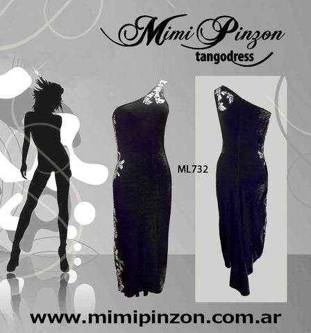 Tango Dress Salon ML732