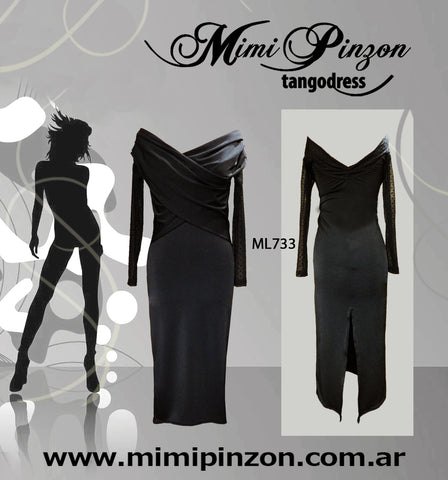 Tango Dress Salon ML733