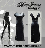 Tango Salon Dress ML735