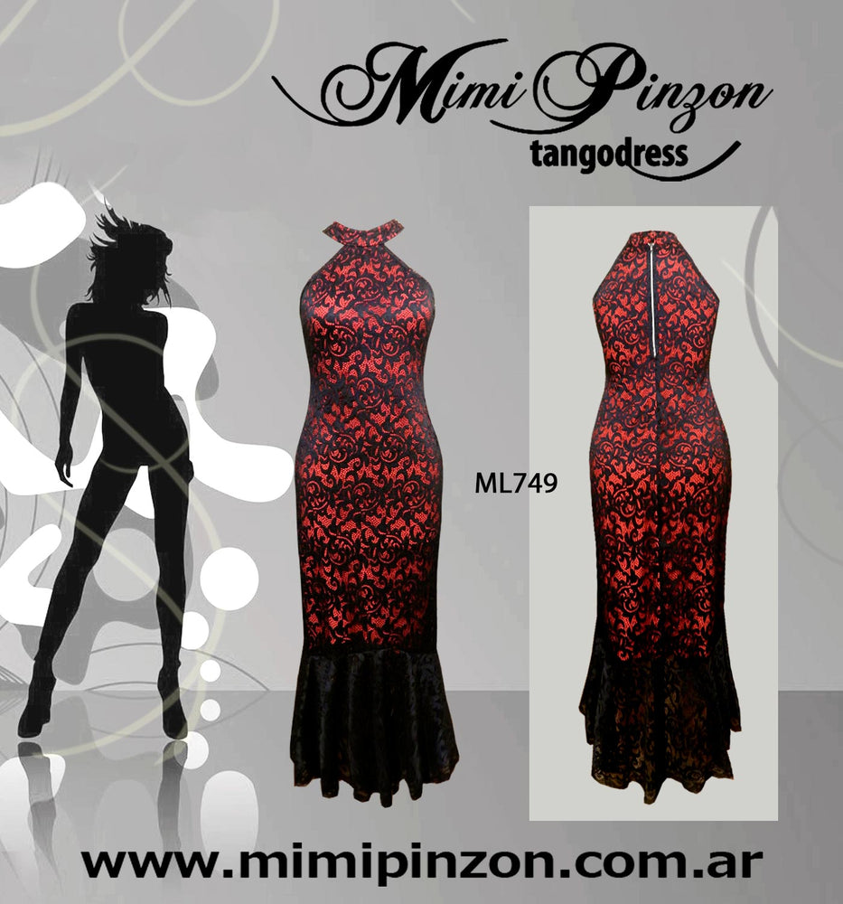 Salon Tango Dress ML749