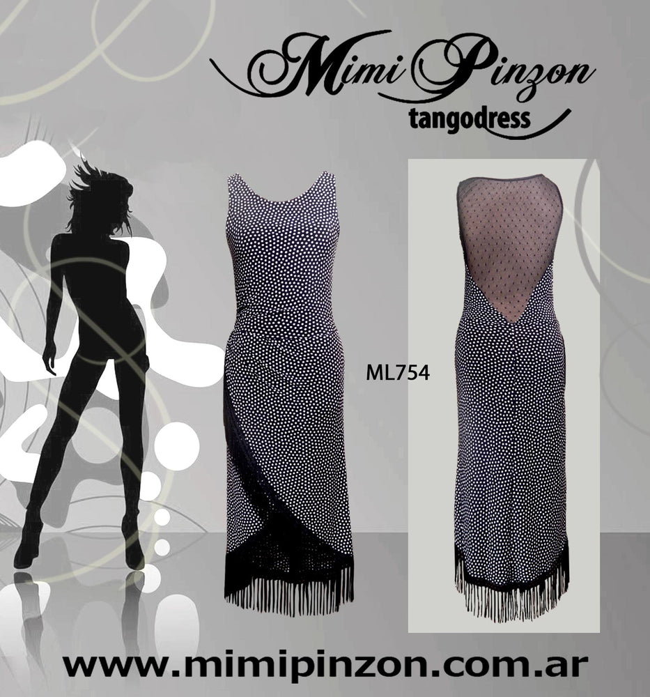 Salon Tango Dress ML754