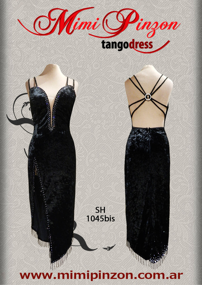 Stage Tango Dress SH1045 BIS