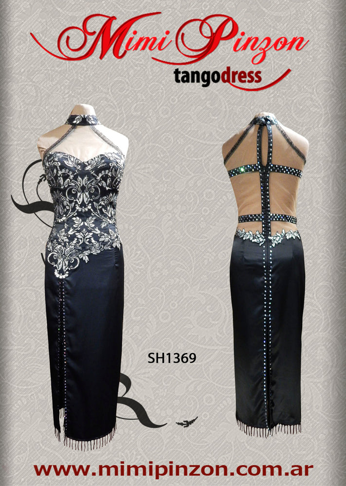 Tango Stage Dress SH1369