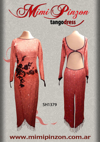 Stage Tango Dress SH1379