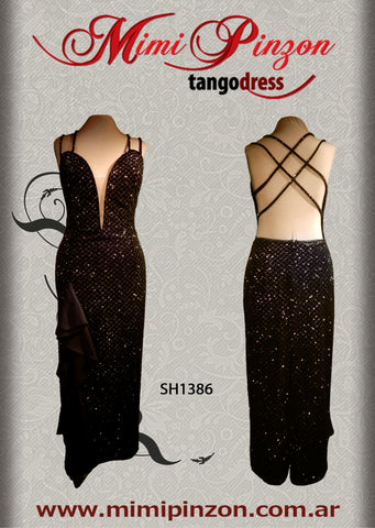 Stage Tango Dress SH1386
