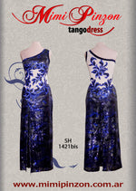 Tango Stage Dress SH1421Bis
