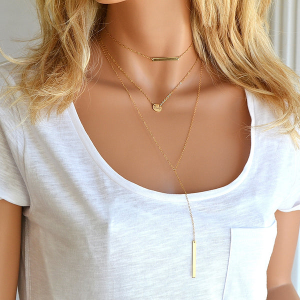 Layered & Long Necklaces