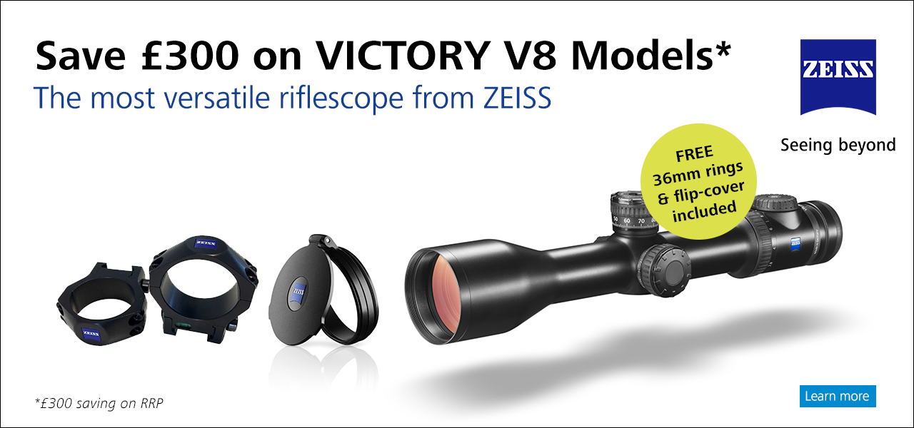 Zeiss V8 Rifle Scope Offer