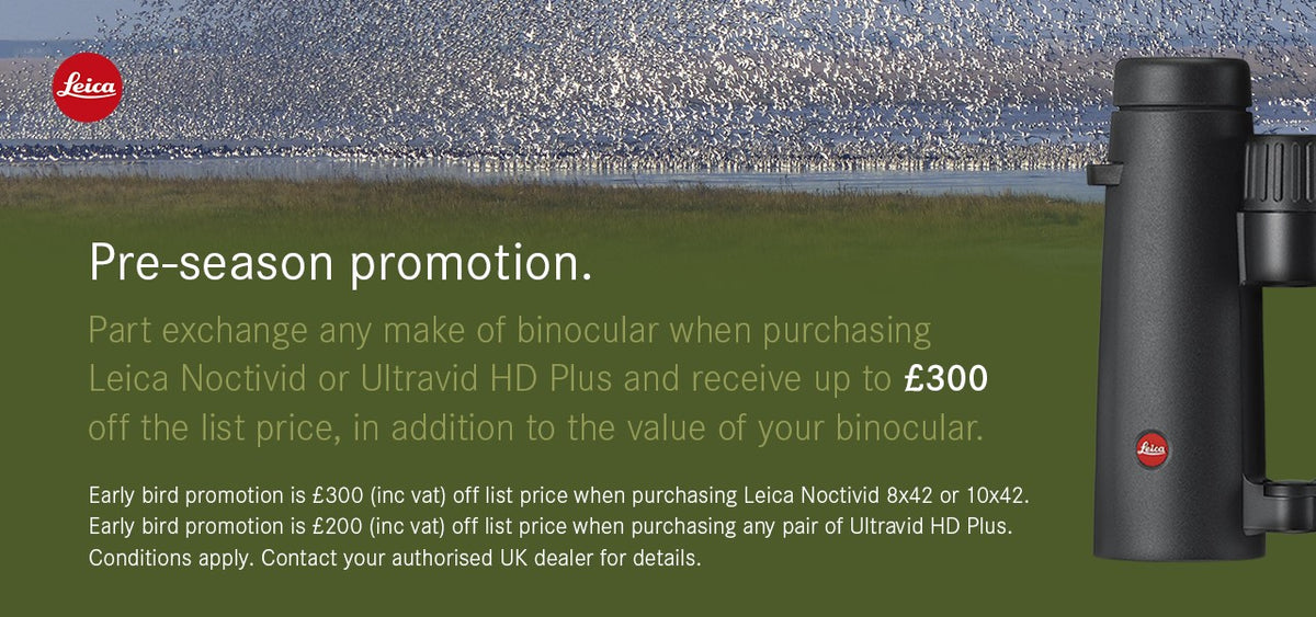 Leica Noctovid and Ultravid Binocular Promotion at Cluny Country Store