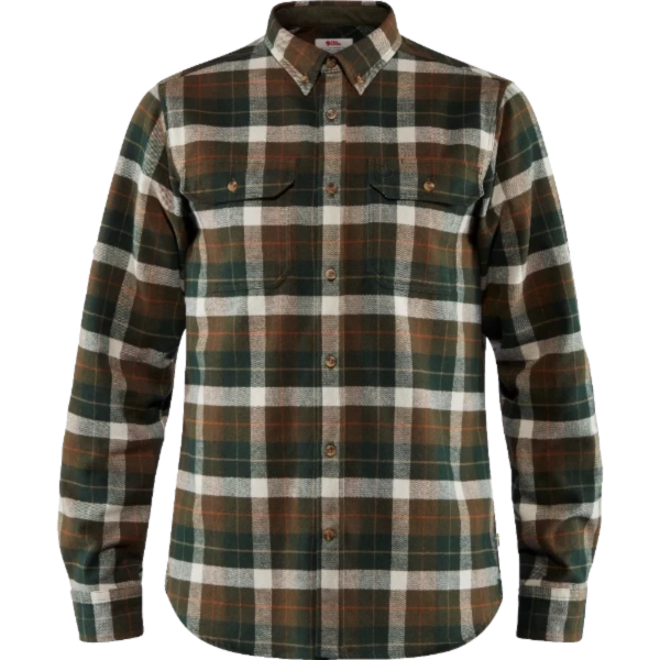 Fjall Raven Singi Heavy Flannel Shirt, www.clunycountrystore.co.uk, Shirts, Fjall Raven
