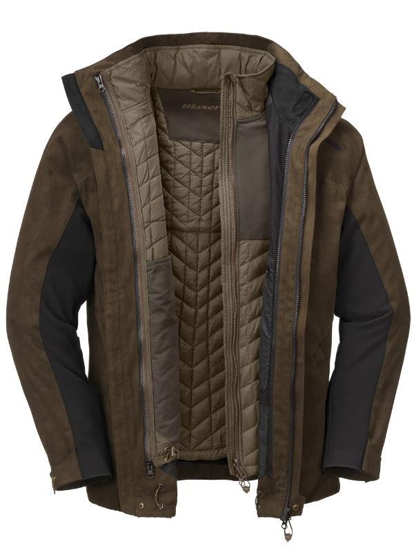 Blaser Suede Jacket Light Men, www.clunycountrystore.co.uk,