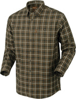 Harkila Milford Shirt Willow Green Check, www.clunycountrystore.co.uk,