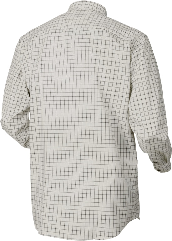 Harkila Stenstorp Shooting Shirt Apple Check, www.clunycountrystore.co.uk,