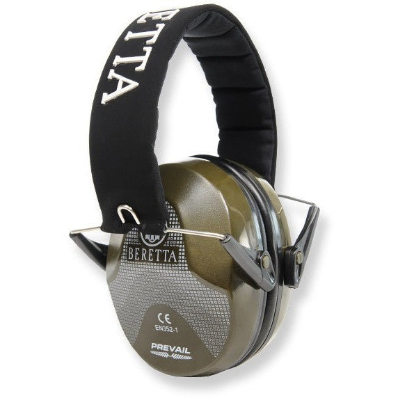 Beretta Prevail Earmuffs, www.clunycountrystore.co.uk, Shooting Accessories, Beretta