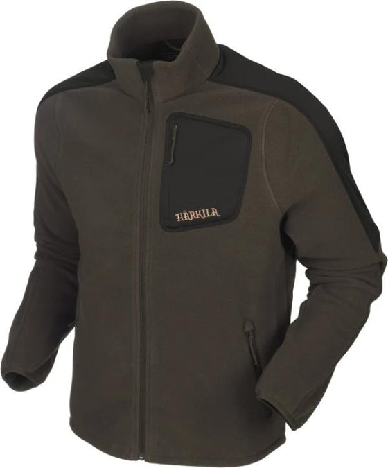 Harkila Venjan fleece jacket, www.clunycountrystore.co.uk, Fleece, Harkila