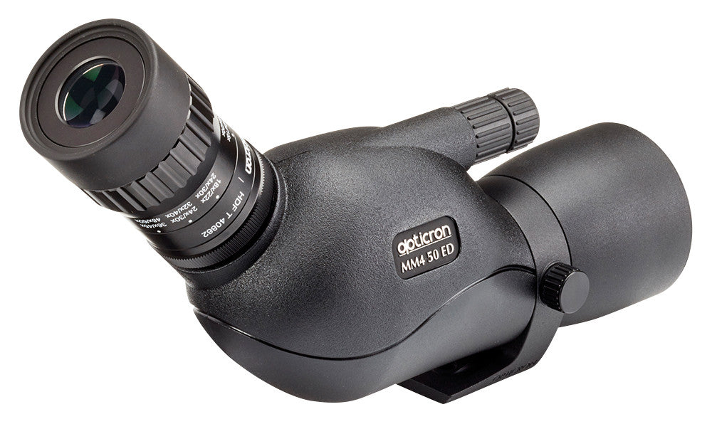 Opticron MM4 50 GA ED/45 Travel Scope, www.clunycountrystore.co.uk