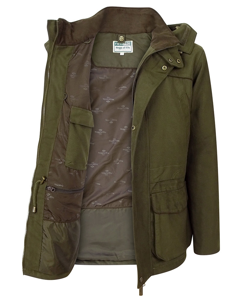 Hoggs of Fife Kincraig Waterproof  Field Jacket