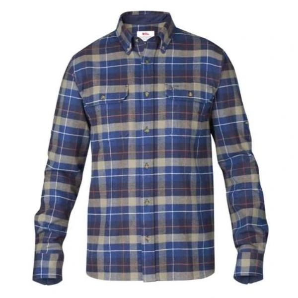 Fjall Raven Singi Heavy Flannel Shirt, www.clunycountrystore.co.uk,