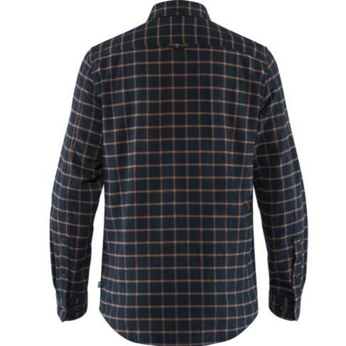 Fjallraven Övik Flannel Shirt M, www.clunycountrystore.co.uk,