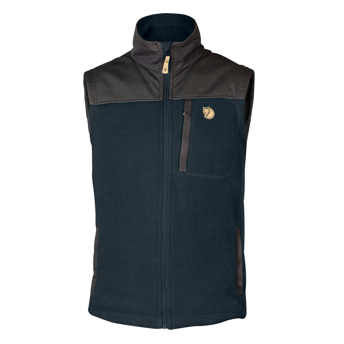 Fjallraven buck fleece vest, www.clunycountrystore.co.uk, Gilet, Fjall Raven