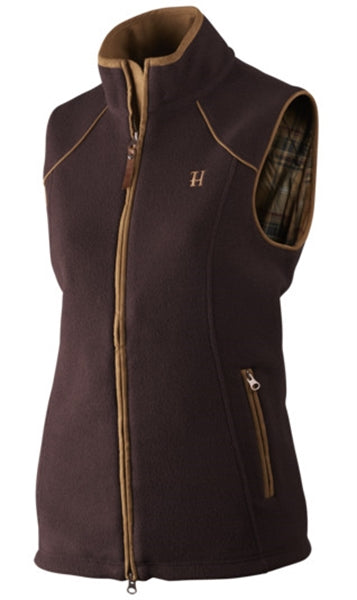 Harkila Ladies Sandhem Fleece Waistcoat, www.clunycountrystore.co.uk