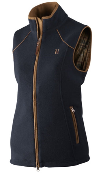 Harkila Ladies Sandhem Fleece Waistcoat, www.clunycountrystore.co.uk,