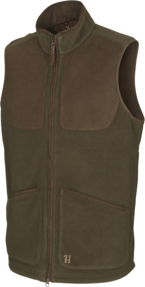 Harkila Stornoway Active shooting fleece waistcoat, www.clunycountrystore.co.uk,