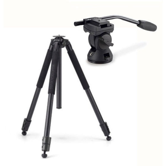 Swarovski Aluminium Telescope Tripod (AT101), www.clunycountrystore.co.uk, Brands A-Z,Sports Optics, Swarovski