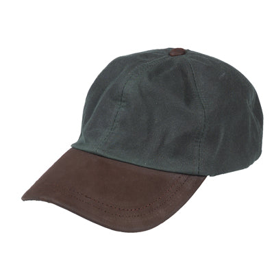 Hoggs of Fife Waxed Baseball Cap