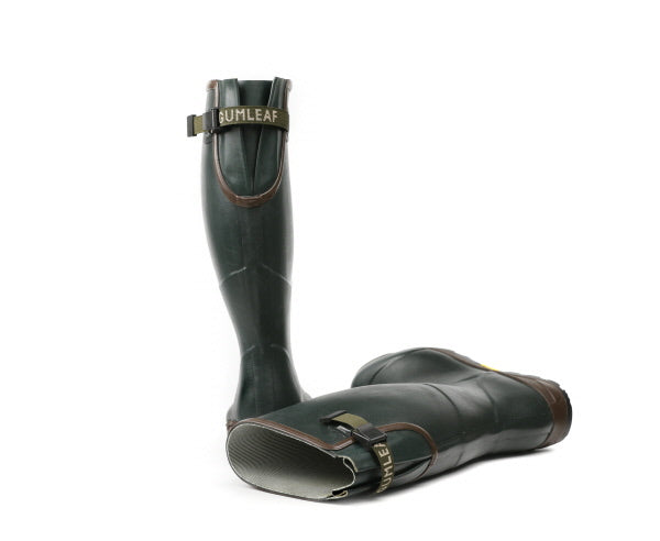 Gumleaf Viking Wide Calf Welly Boots, www.clunycountrystore.co.uk