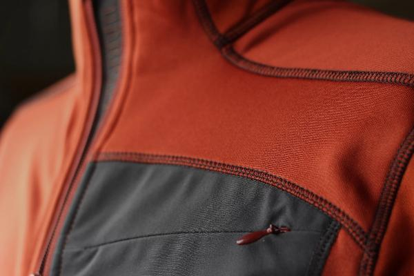 Harkila Svarin Fleece (Burnt Orange), www.clunycountrystore.co.uk,