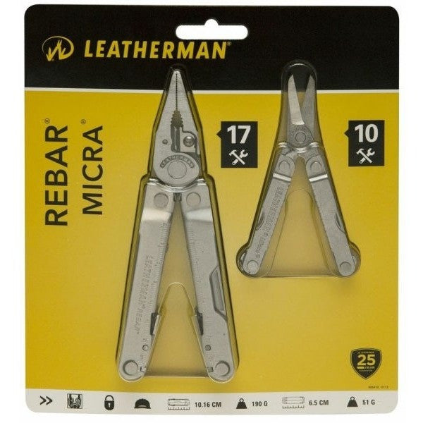 Leatherman Rebar & Micra Multi-tool Pack, www.clunycountrystore.co.uk,