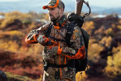 Harkila Moose Hunter HSP Jacket - www.clunycountrystore.co.uk