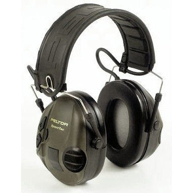 Peltor Sportac Electronic Ear Muffs, www.clunycountrystore.co.uk