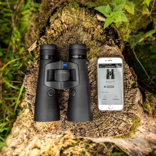 Zeiss Victory RF 10x42 Rangefinder Binoculars - www.clunycountrystore.co.uk