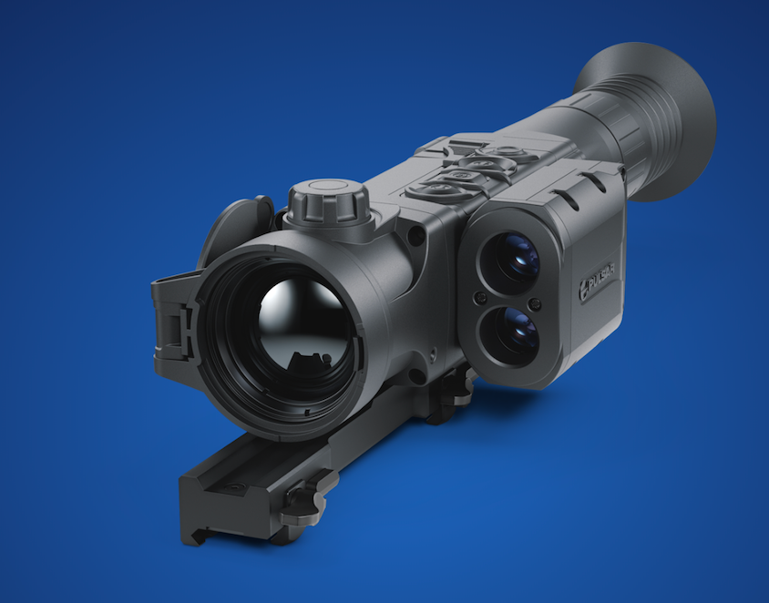 Pulsar Trail 2 LRF XP50 Thermal Rifle Scope, www.clunycountrystore.co.uk,