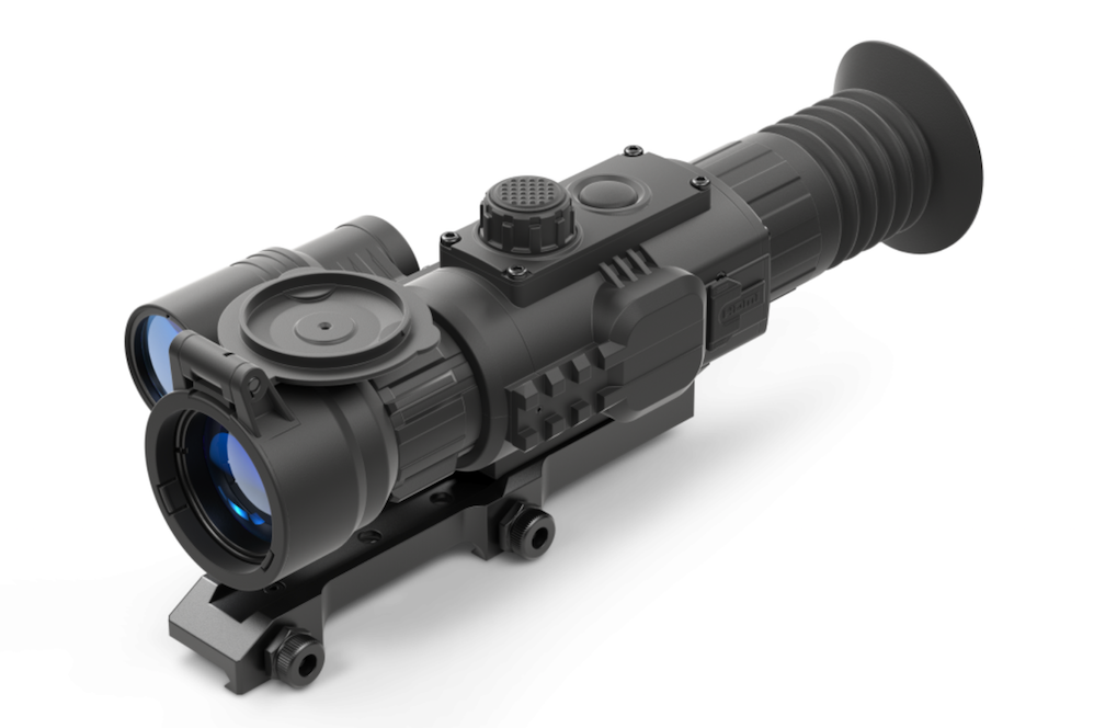 Yukon Sightline N450S Digital Rifle Scope