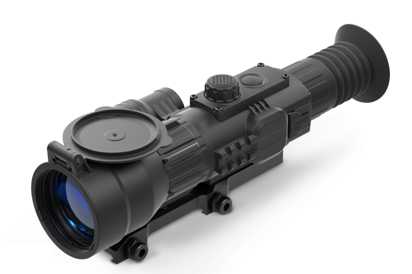 Yukon Sightline N470S Digital Rifle Scope