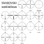 Swarovski Z8i 2.3-18x56 P SR (Rail) Rifle Scope, www.clunycountrystore.co.uk,