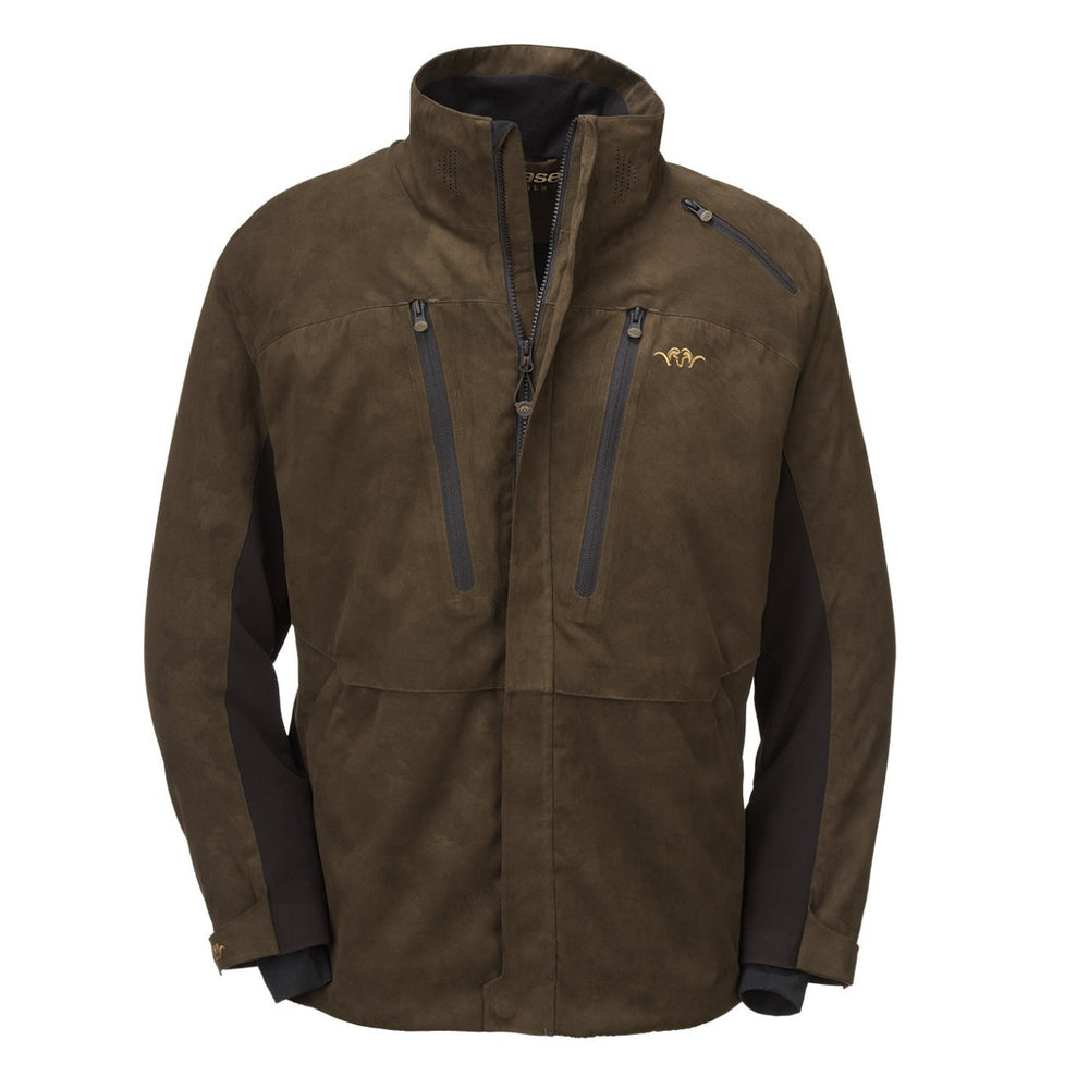 Blaser Suede Jacket Light Men