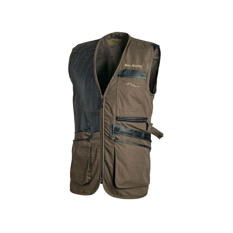 Blaser 4 Seasons Shooting Vest, www.clunycountrystore.co.uk