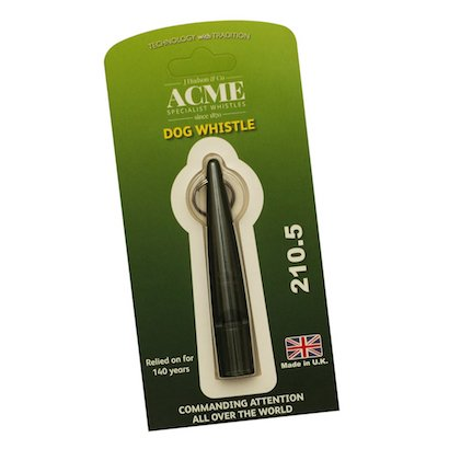 Bisley ACME Plastic Whistle (Black), www.clunycountrystore.co.uk,