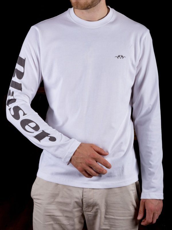 Blaser Long Sleeved T-Shirt, www.clunycountrystore.co.uk, T-Shirt, Blaser