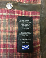 Hoggs of Fife Caledonia Men's Wax Jacket