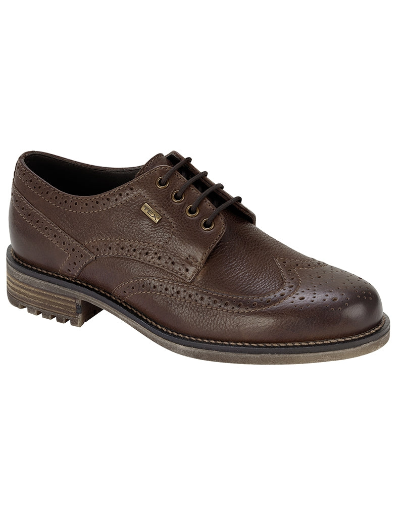 Hoggs of Fife Connel Waterproof Brogue Shoe