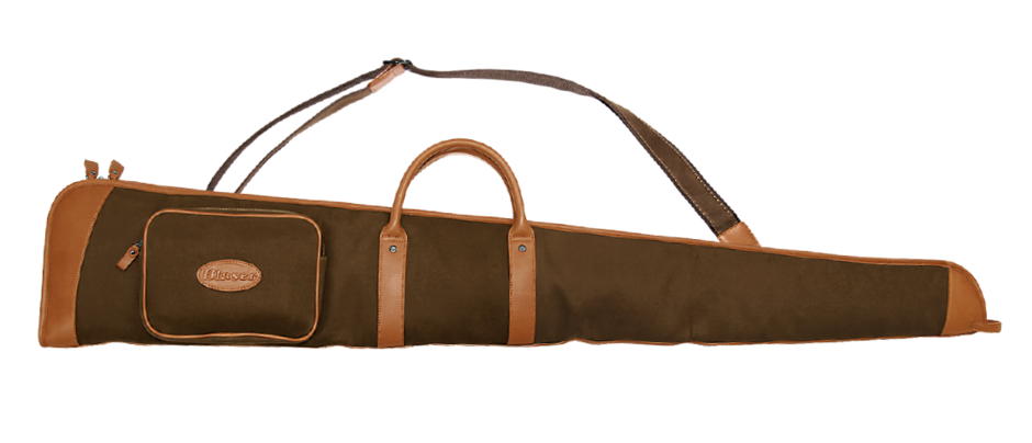 Blaser Twill Leather Type A Shotgun Slip, www.clunycountrystore.co.uk,